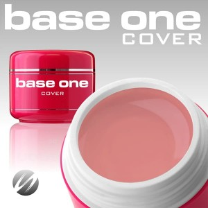 Silcare Żel Uv Base One Cover 15g