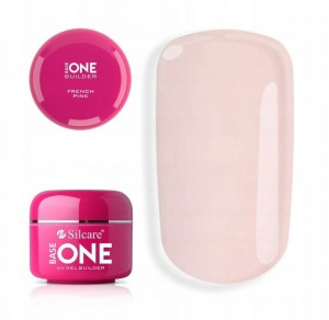 Silcare Żel Uv Base One French Pink 30g