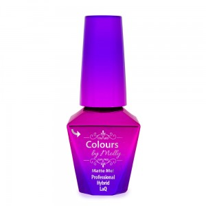 Molly Lac Colours By Molly Matte Me matujący top nawierzchniowy 10ml