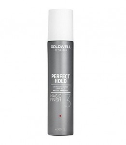 Goldwell - lakier nabłyszczający - Magic Finish Spray 300ml