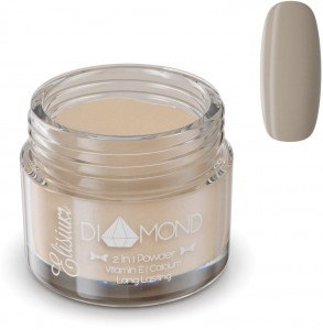 Puder do manicure tytanowego Diamond Chocolate With Olive DC902 23g