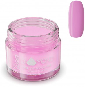 Puder do manicure tytanowego Diamond Cold Pink DP106 23g