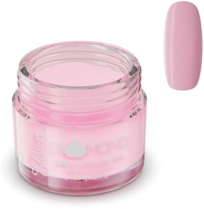 Puder do manicure tytanowego Diamond Heavy Pink DP107 23g