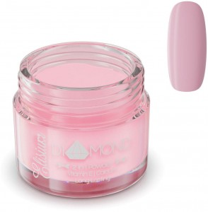 Puder do manicure tytanowego Diamond Little Pink DP105 23g