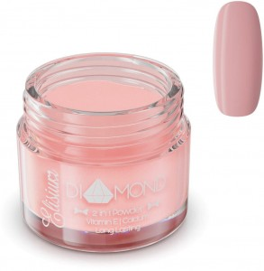 Puder do manicure tytanowego Diamond Raspberry Chocolate DC908 23g