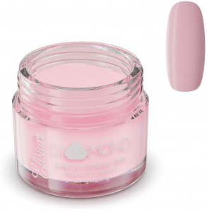 Puder do manicure tytanowego Diamond Raspberry Pink DP104 23g