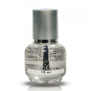 SILCARE Top Coat 15 ml