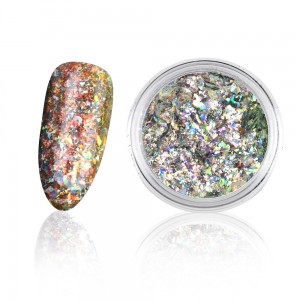 Wonder nails Diamond Star Old Gold - Holographic nails 0,3g