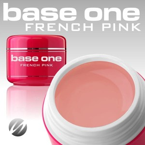 Silcare Żel UV Base One French Pink 50g