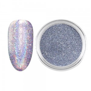 12. Magic Rainbow Silver Holographic - 0,5g