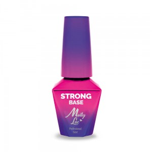 Molly Lac Strong Base Clear baza hybrydowa 10ml
