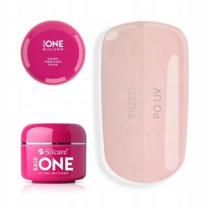 Silcare Żel Uv Base One Pink 15g