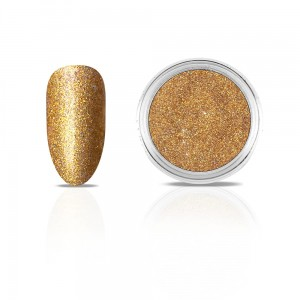 Efekt na paznokcie Metallic Diamond GOLD