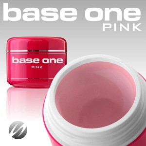 Silcare Żel Uv Base One Pink 5g