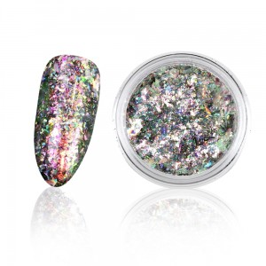 Wonder nails Diamond Star Multicolor - Holographic nails 0,3g